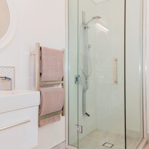 The Todd Starkey Builders team can create a great bathroom for you and your family