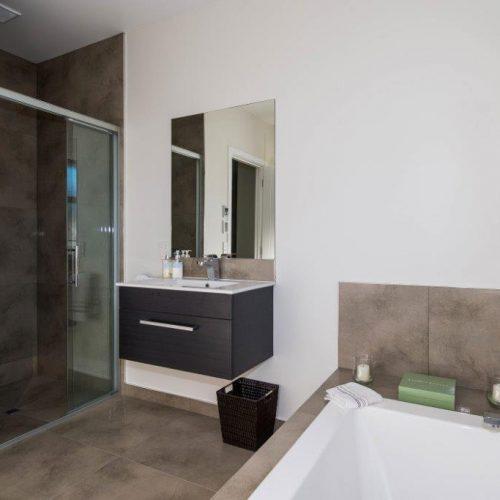 We can create the bathroom of your dreams