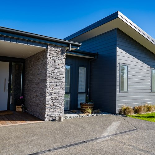 A build in Summerhill/Cust by our highly skilled team of registered master builders, based in North Canterbury