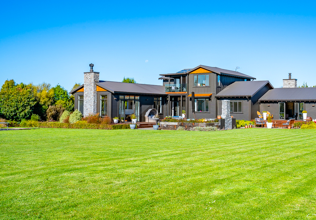 The builds from the Sefton, North Canterbury project by our team of Registered Master Builders